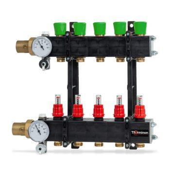 Composite Industrie + Auto Flow Control