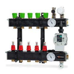 Composite LTV + Auto Flow Control